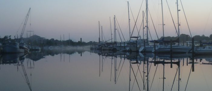 Branford Harbor, CT; Aug 2012